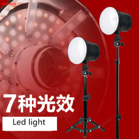 50W7 file adjustment product video photo Lamp Spotlight Studio Fill light constant light lighting CD50 T03