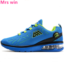 Mesh AIR Men Running Shoes Low Help Breathable Mesh Damping Men Shoes Outdoor Camping Training Jogging Shoes Zapatillas Hombre