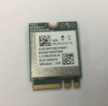 SSEA Wholesale New Wireless Card NFA344A WIFI+BT4.1 NGFF for Lenovo ThinkPad E470 E475 E570 E575 V310  FRU 01AX713
