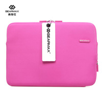 2016 Classical style unisex solid computer notebook case laptop sleeve bag for macbook air 11 inch hot sale free shipping