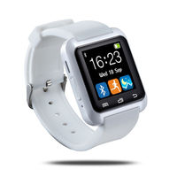 Bluetooth Smart Phone Wrist Watch For Android For IOS For Iphone For Samsung