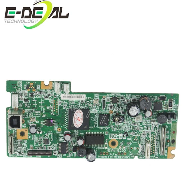 FORMATTER PCA ASSY Board Logic Mother Board Mainboard For Epson L366 L375 L395 L465 L475 L486 L495 L575 L386 L550 L555 L355