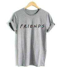 Women's Friends Printed T-Shirt – FREE Shipping