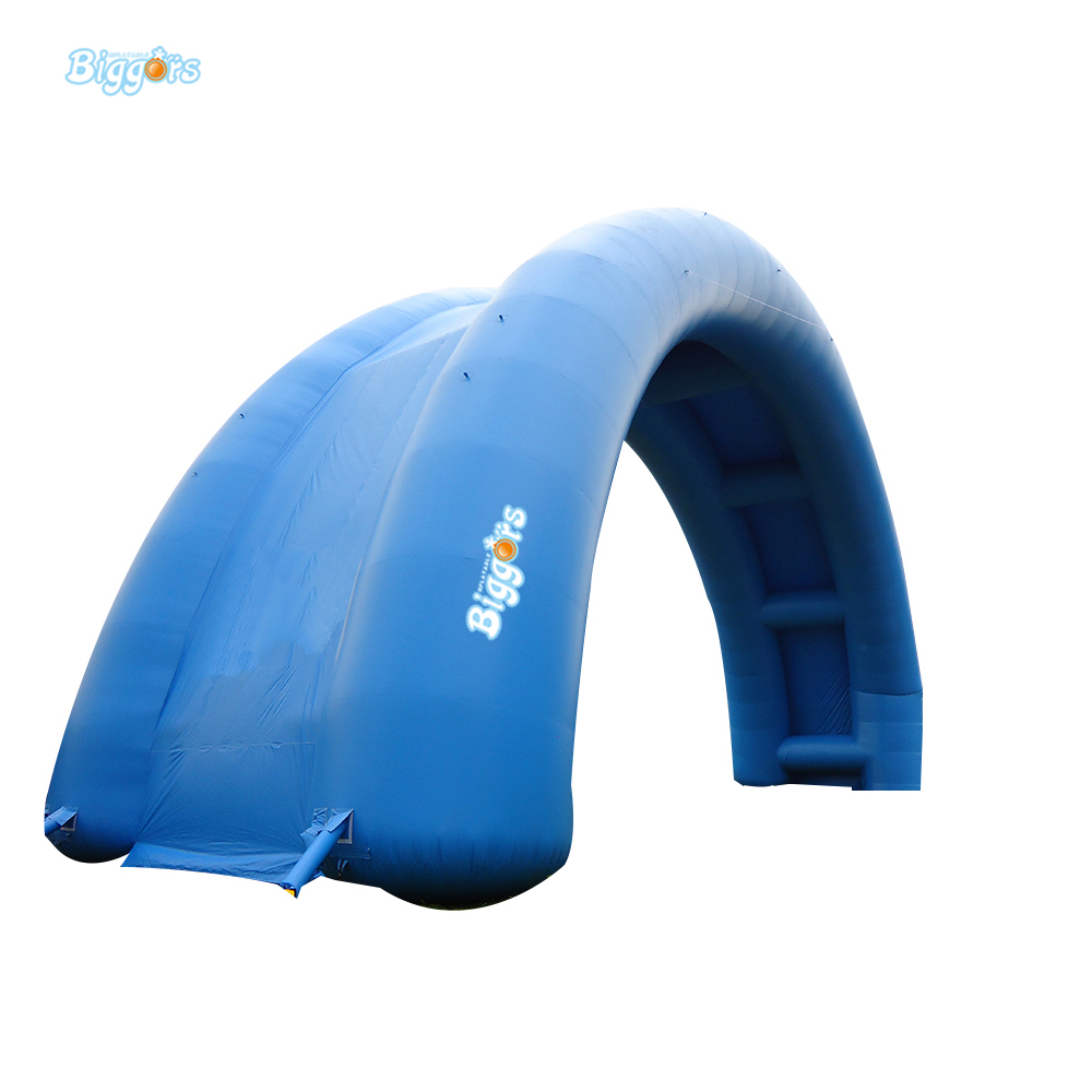 Outdoor Inflatable Car Top Gazebo Car Garage Tent Inflatable Arch Tent r077 20ft double layer air inflatable arch tent inflatable event arch inflatable arch inflatable start finish line arch