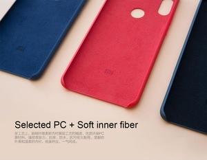 Image 5 - Hàng chính hãng Xiaomi Redmi Note 5 Pro Ốp Lưng Redmi 5 Plus Ốp Lưng Chống Sốc Lưng Điện Thoại vỏ Cứng + Sợi Mềm bao da chính hãng Xiaomi