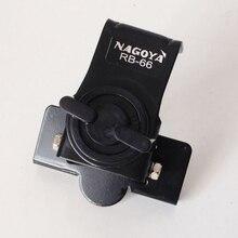 Mobile walkie talkie antenne gürtel halten RB 66 antenne clip für Auto transceiver NAGOYA RB 66 Mobile Antenne Basis Auto Clip Montieren