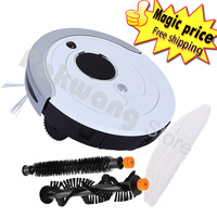 Newest Robot Vacuum Cleaner With Big Suction Power Wet And Dry Mopping Suction Automatic Aspirador A380