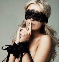 Экзотическая одежда набор экзотических аксессуаров маска для глаз секс игрушки секс товары игры для взрослых для пар БДСМ бондаж Сексуальное белье ST180