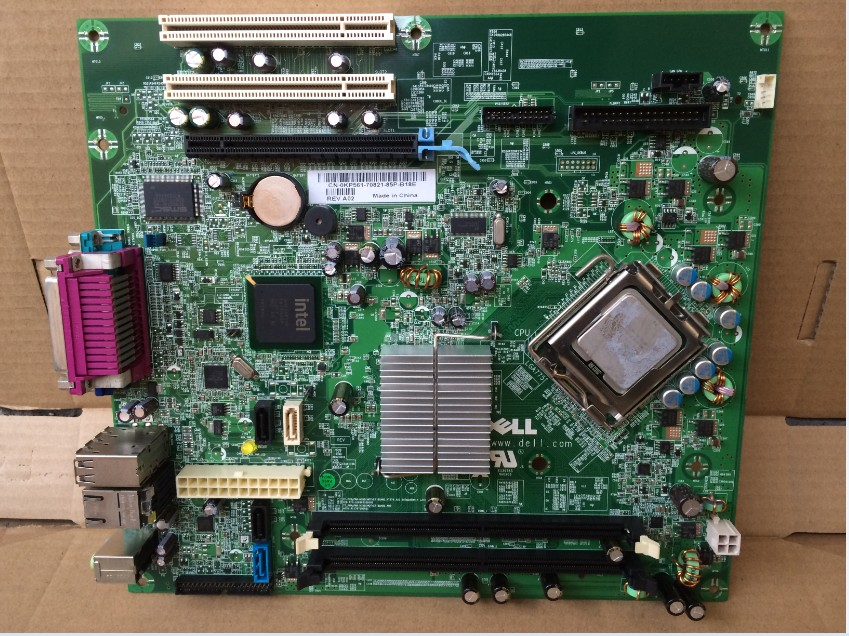 ASUS original motherboard OptiPlex 330 DDR2 LGA 775 BTX G31 Desktop motherboard asus ipm31 support ddr2 775 pin integrated motherboard g31 founder haier original machine