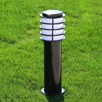Modern Garden Lawn Lights Outdoor Street Plaid Lamp Waterproof Courtyard Grass Lighting WCS OLL0013
