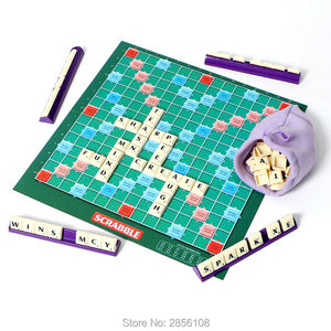 Обучающая игра для всей семьи, обучающая английская игра-головоломка