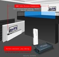 Mirabox Беспроводной HDMI приемник передатчик видео 150 ~ 300 м 1080 P с аудио эксрактор 5.8 ГГц Беспроводной HDMI Extender открытый 3 км