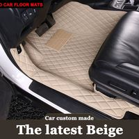 Custom fit автомобильные коврики вкладыши для Mercedes Benz X164 X166 GL GLS класса GL350 GL400 GL450 GL500 GL550 Тюнинг автомобилей