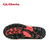 Clorts Trekking Shoes for Men Waterproof Hiking Shoes Suede Leather Men Mountain Shoes Outdoor Shoes HKL-815A/B 5