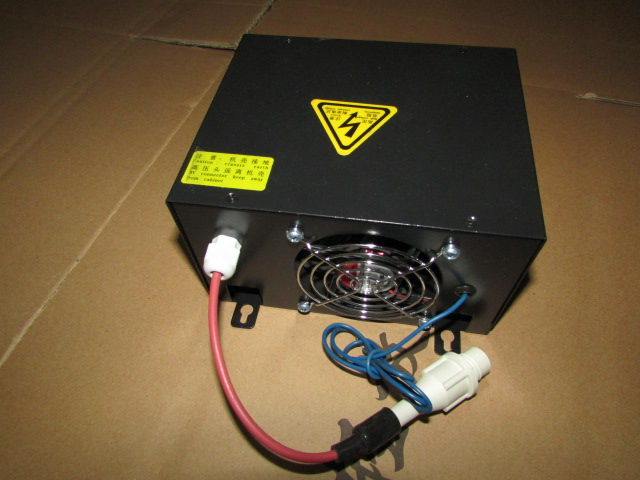 50w laser power supply for Co2 laser tube 50w Co2 laser engraving machine картридж brother btd60bk для brother dcp t310 t510w t710w черный 6500стр