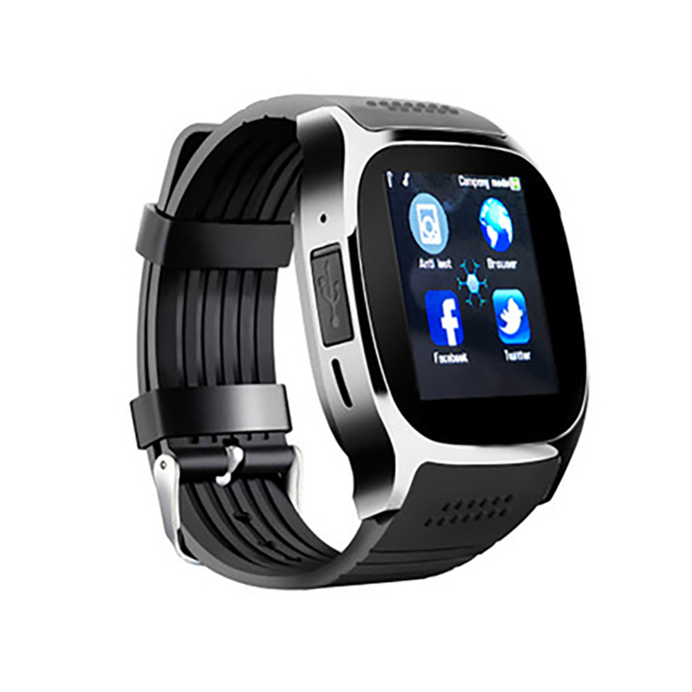 Sport Fitness Bluetooth Smart Watch Luxury Wristwatch M26 with Dial SMS Remind Watch Running Pedometer Intelligent Sports Watch