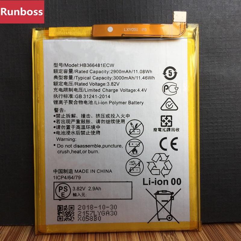 3000mAh HB366481ECW Battery For Huawei GR3 2017 / Honor 8 9 Lite / P8 lite 2017 / P9 Lite 2017 pra-lx1 pra-la1 PRA-L100 PRA-TL103000mAh HB366481ECW Battery For Huawei GR3 2017 / Honor 8 9 Lite / P8 lite 2017 / P9 Lite 2017 pra-lx1 pra-la1 PRA-L100 PRA-TL10