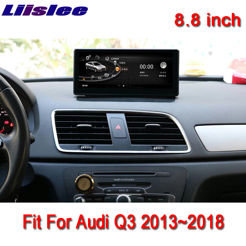 Liislee 8 8 Android For Audi A3 2013 2018 Touch Screen Gps