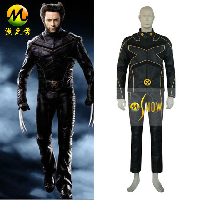 New Movie X-Men Cosplay Costume Halloween Costume Cool X-man Hero Garments Superhero  sc 1 st  AliExpress.com & New Movie X Men Cosplay Costume Halloween Costume Cool X man Hero ...