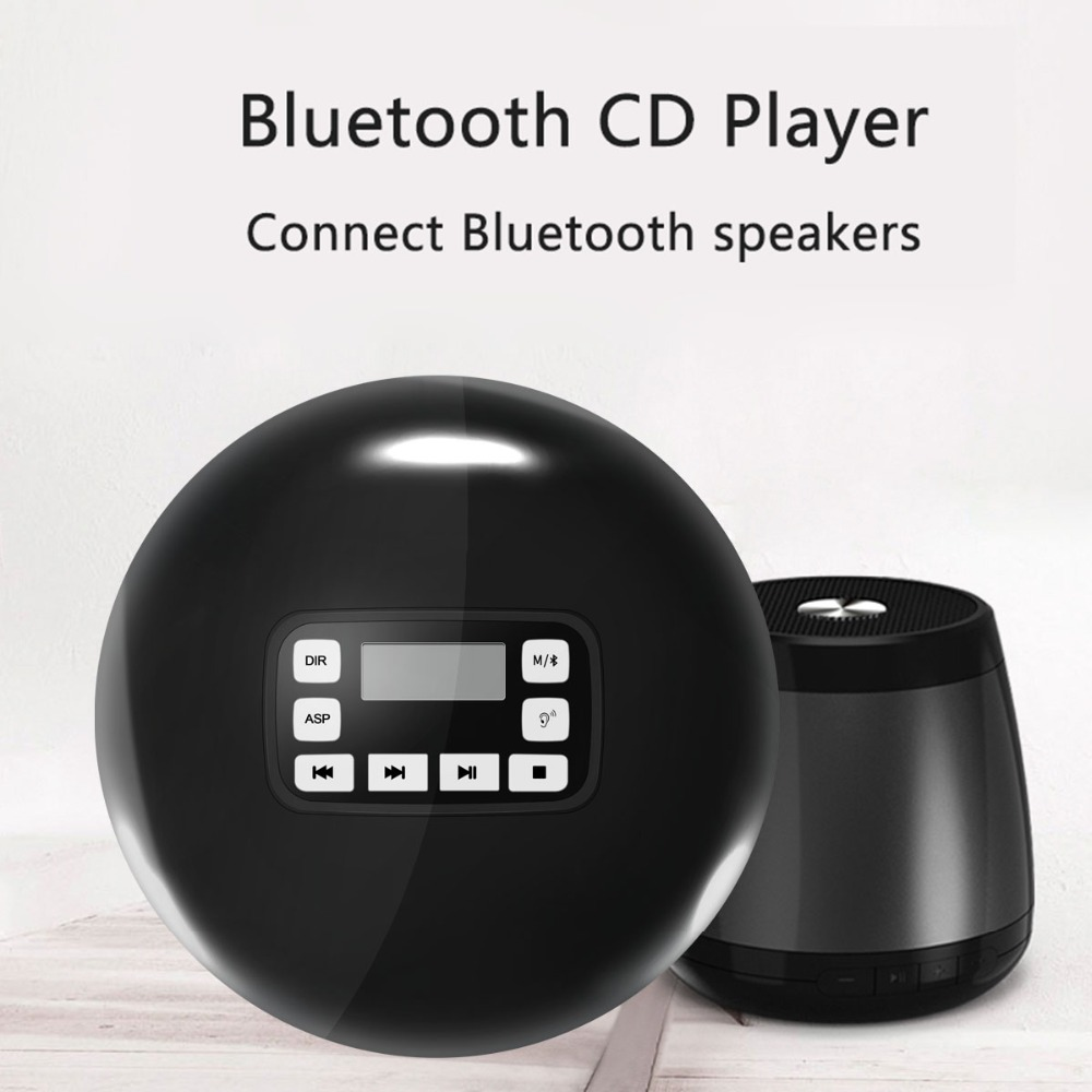 Portable Bluetooth CD Player with LED Display/Headphone Protection Personal CD Music Disc Player for Kids Adults Personal CD 1969pcs apollo saturn v model building blocks 37003 assemble children kid toy bricks compatible with lego