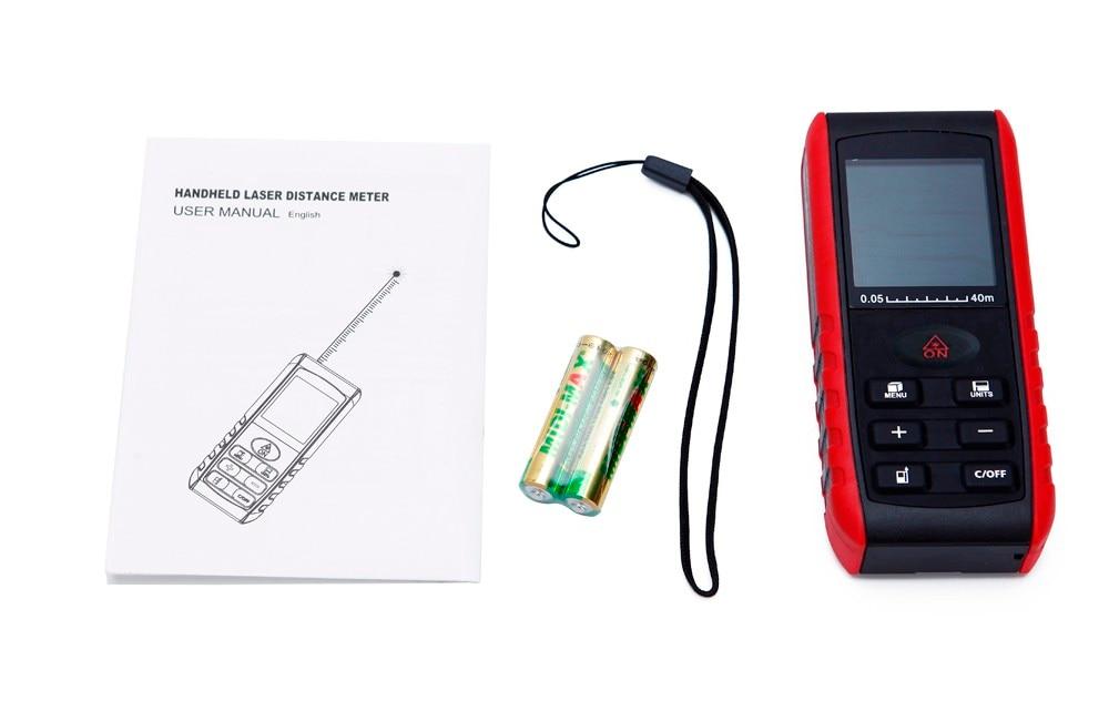 Laser Entfernungsmesser Discounter : 60 mt bereich volumen winkel entfernungsmesser laser
