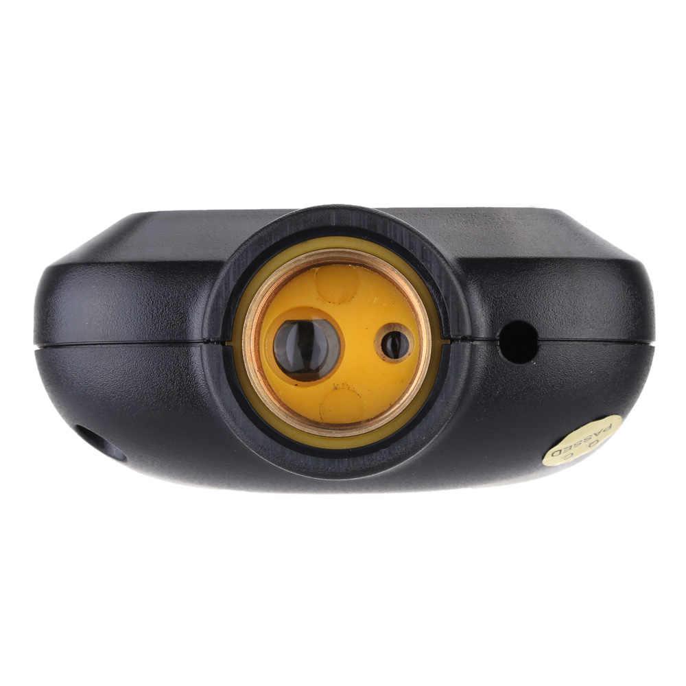 2 en 1 tachymètre Laser numérique sans Contact Tach RPM testeur moteur portatif Machine électrique tourner compteur de vitesse avec LCD