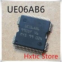 NEW 10PCS LOT UE06AB6 QFP 64 IC