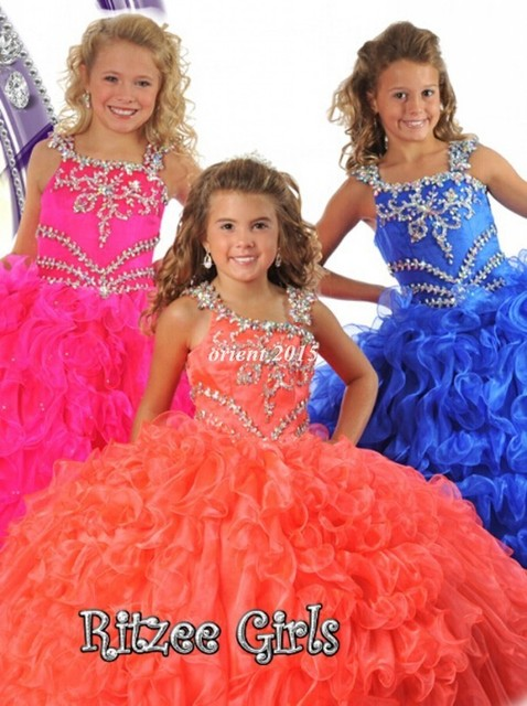 Vestidos para mini quinceaneras