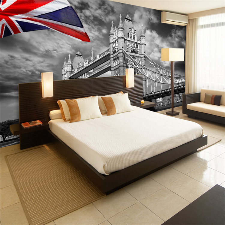 1 Piece Picture Hot Abstract Urban Modern Home Wall Decor Painting Canvas Art Hd Print