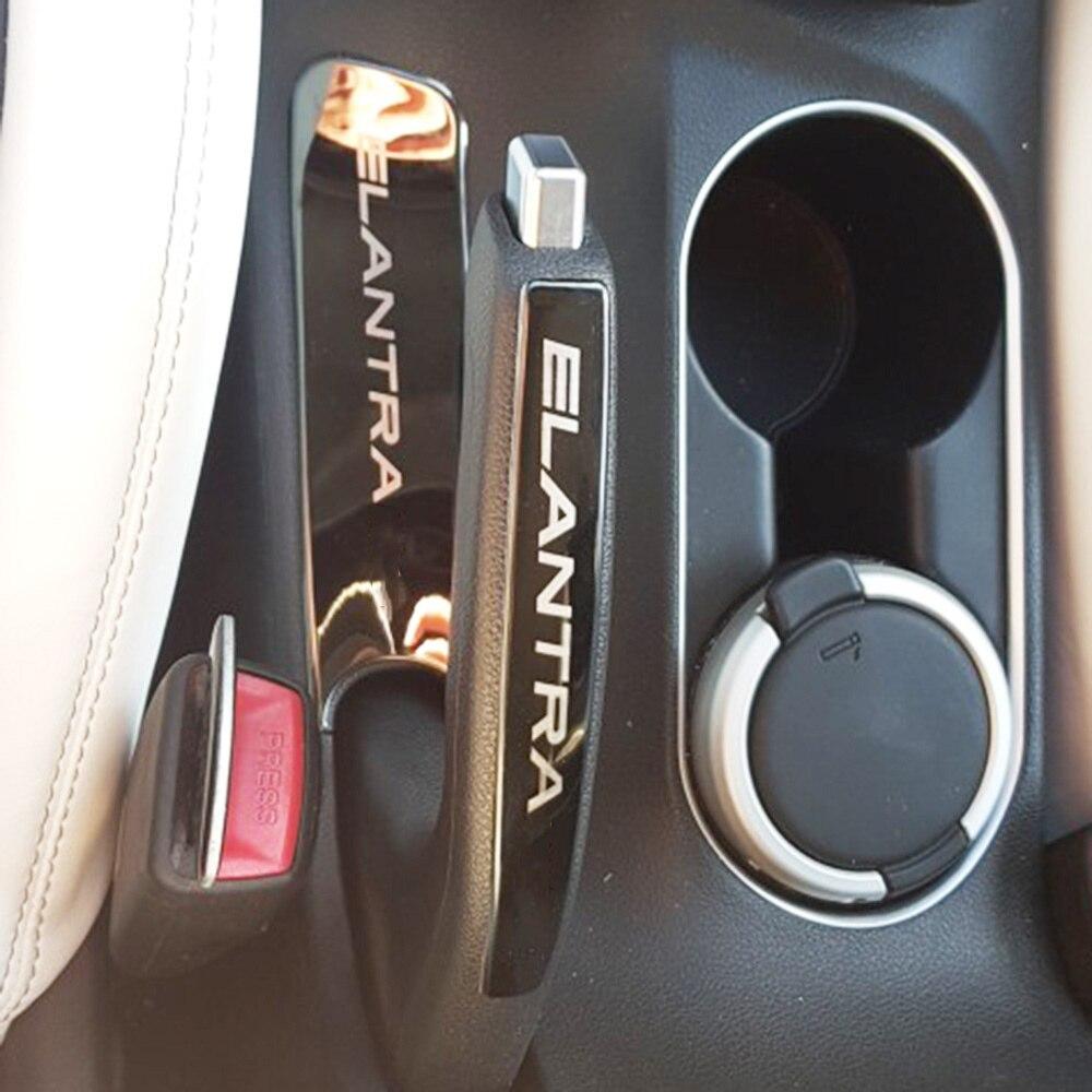 Moulage de revêtement d'habillage de frein à main de pile centrale pour 2016 2017 2018 accessoires de voiture HYUNDAI ELANTRA AVANTE