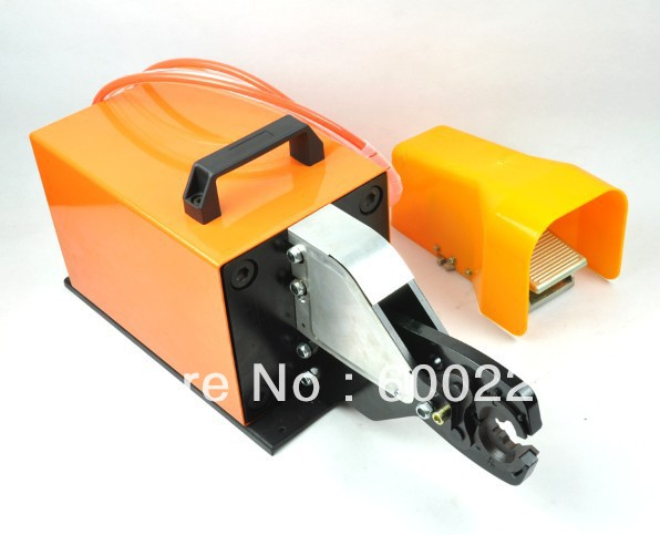 For Crimping Non-insulated Cable Lugs 16-240mm2 Inventive Pneumatic Crimping Tool Pneumatic Heavy Duty Crimping Machine Less Expensive am-240