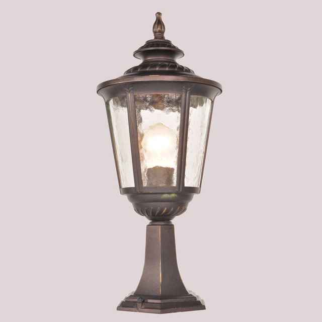 waterproof outdoor wall lamp post lights wall lamp floor lamp