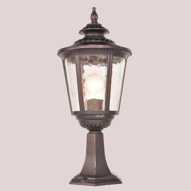 waterproof outdoor wall lamp post lights wall lamp floor lamp