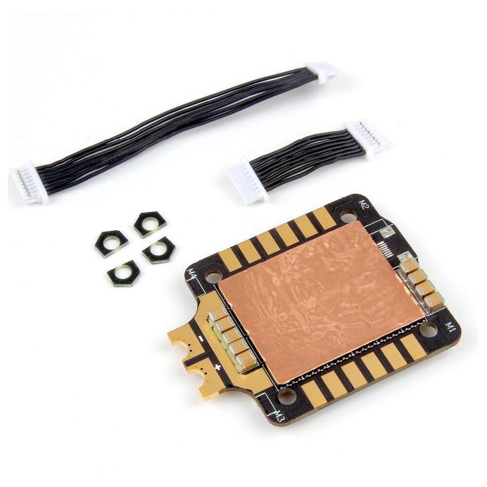 Holybro Tekko32 4in1 35A ESC DSHOT with BLHELI32 firmware natively supports FPV ESC Telemetry function for
