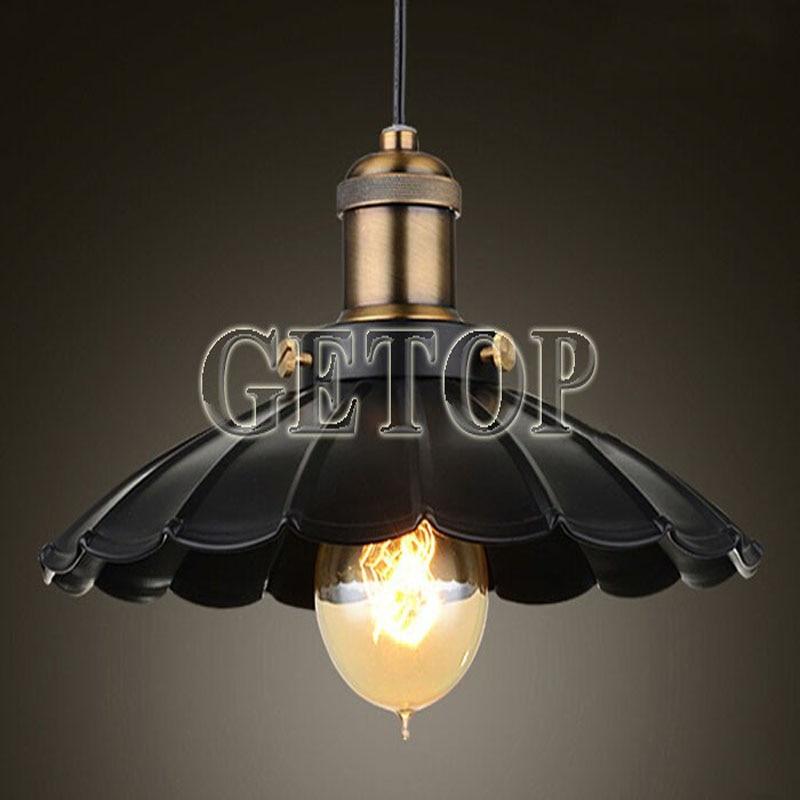 J melhor preço país da América lâmpadas luz Criativa restaurar antigas formas único droplight cabeça caráter simples lâmpada da arte - 3