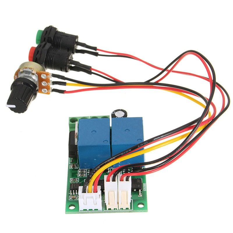6v 24v dc motor pwm controller electric drive pusher for Pwm ac motor control
