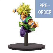 Presale September Dragon Ball Super Saiyan Broly figure Matchmakers PVC action model Figurals