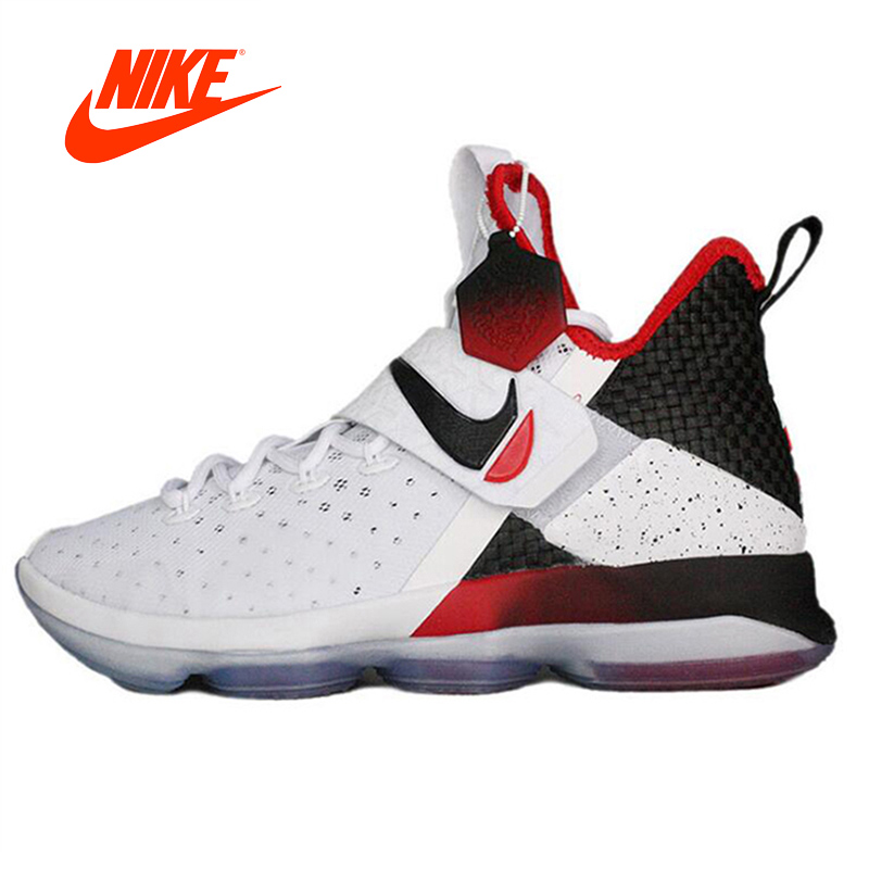 Original New Arrival Official NIKE LEBRON XIV EP LBJ14 Men Comfortable Breathable Basketball Sports Shoes Sneakers Good Quality intersport original new arrival official nike fly x men s basketball shoes sneakers mens sneakers ultra boost shoes breathable