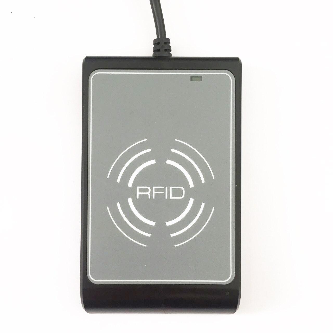 RFID Desktop Reader Reader High Frequency USB Reader 13.56 MHz 15693 14443ARFID Desktop Reader Reader High Frequency USB Reader 13.56 MHz 15693 14443A