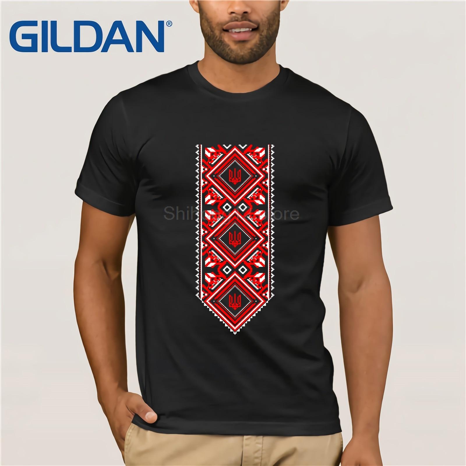 7bbbf3c8f87 Detail Feedback Questions about Gildan t shirt 2019 Fashion men t shirt  gildan Ukrainian Embroidered Print Vyshyvanka T Shirt of Ukraine on  Aliexpress.com ...
