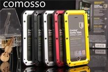 Вода/Грязь/Ударной случае Доказательства для iphone 5 5S se 6 6 s 6plu 6 splus 7 7 плюс броня спорт на открытом воздухе случай