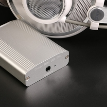PCM2706 USB DAC HIFI Amp 3.5MM Headphone Amplifier headset e