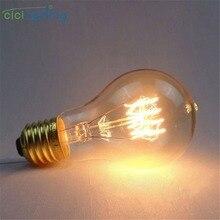 110V 220V 240V 40W E27 Edison Bulb A19 vintage carbon bulbs Vintage incandescent bulbs 2700K warm