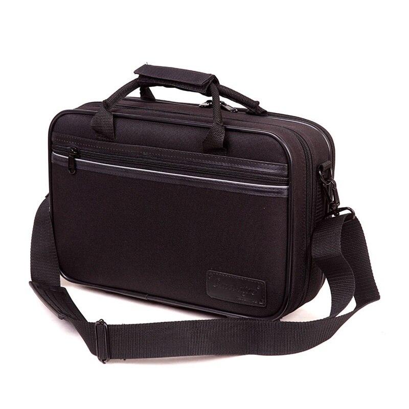 Waterproof moisture double straps Oboe bag case Wind music bag moisture proof case shock absorption Nylon 600D oboe box backpack