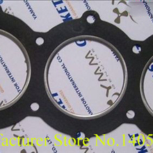 Морской мотор части цилиндра площадку для Yamaha 60 Hp бензиновый двигатель аксессуары 6H3-11181-A0