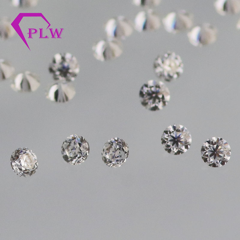 Melee moissanite near real diamonds small size D color near 0 01ct 110pcs pack finest quality wholesale price Provence jewelry in Loose Diamonds Gemstones from Jewelry Accessories