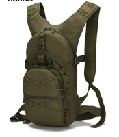 Outdoor riding package camouflage waterproof cloth Oxford small backpack outdoor portable tactical Backpack Bag B10