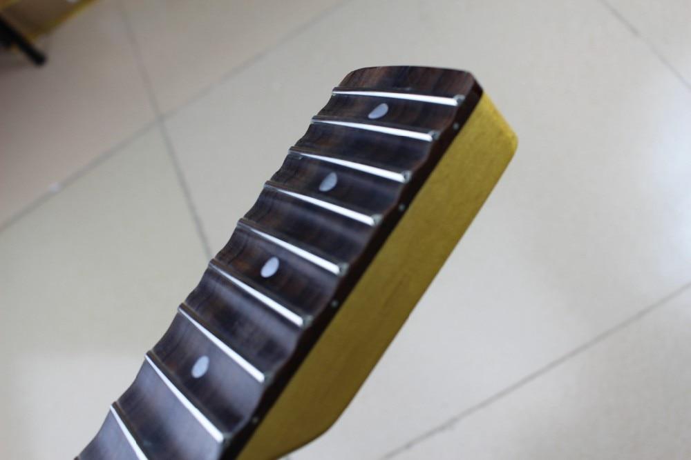 disado 21/22 Frets Big headstock Electric Guitar Neck Rosewood - Երաժշտական գործիքներ - Լուսանկար 4