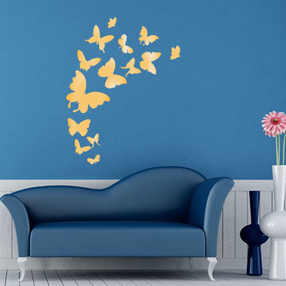 Popular gold wall decor buy cheap gold wall decor lots for Where can i find cheap home decor