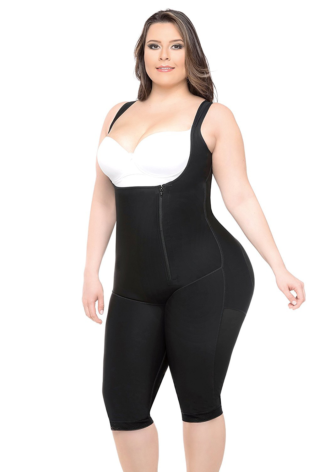 Women Bodysuit 6XL Plus Size Corset Hot Waist Trainer Slimming Body Shaper Feminino Bodysuits Over Bust Push Up Firm Shapewear